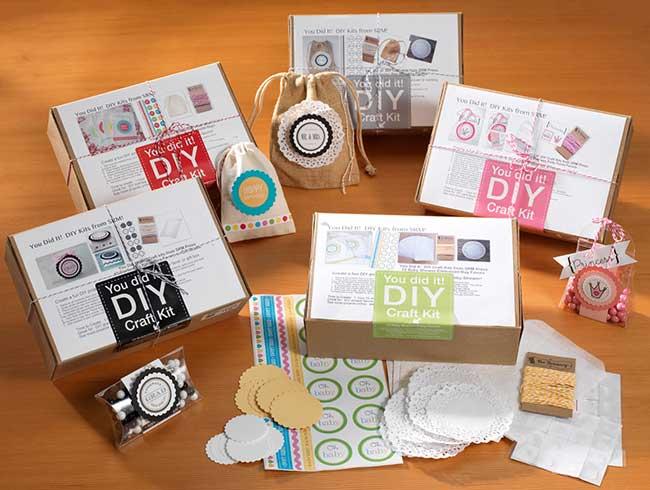 SRM Stickers: You Did It! DIY Craft Kits