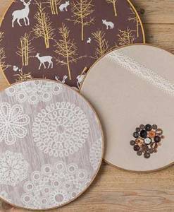 Embroidery or fabric Hoops