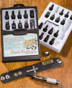 Deluxe Interchangeable Tool Kit