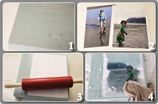 Image Transfer in 4 Easy Steps!