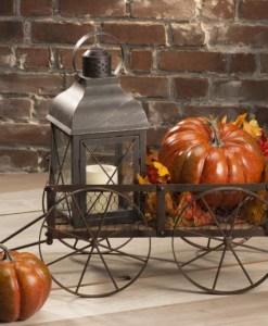 Lantern in Wagon