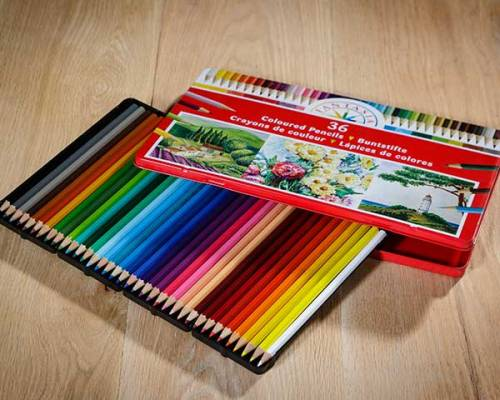 36_colored_pencils_with_storage