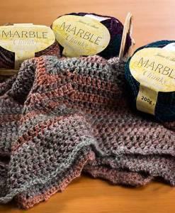 Marble Chunky Yarn