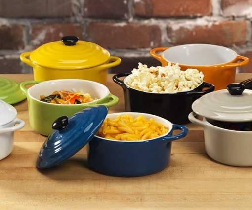 Mini Casserole Dishes