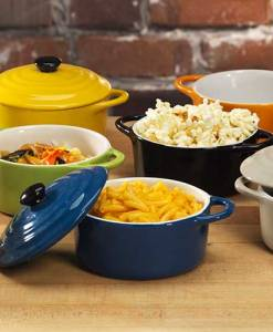 Mini Casserole Dishes