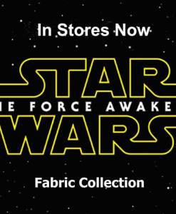 Star Wars Fabric