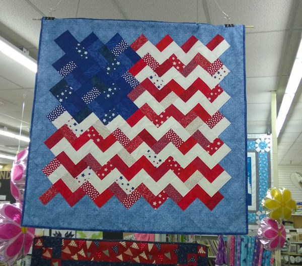 Yankee Doodle Quilting