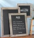 Wide Barnwood Frames with Chalkboards
