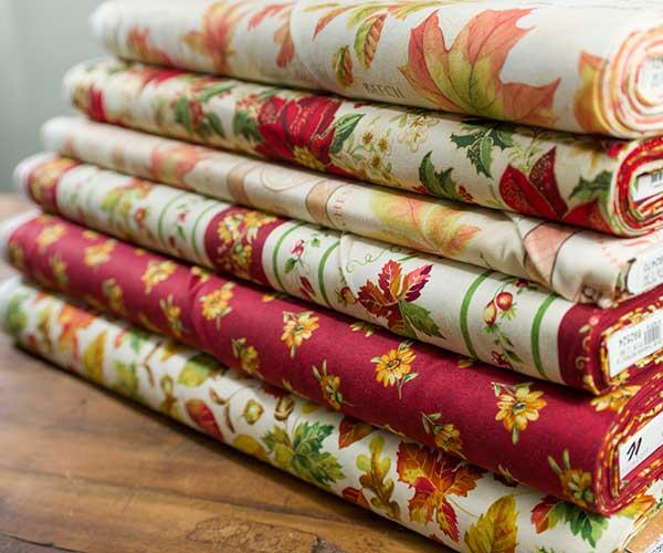 Fabric Fall