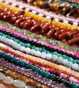 Colorful Gem Stone Strands