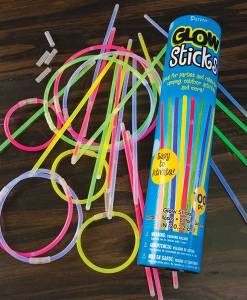 100 count Glow Sticks