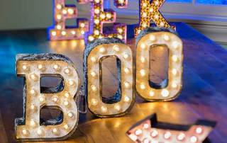 Marquee Letters