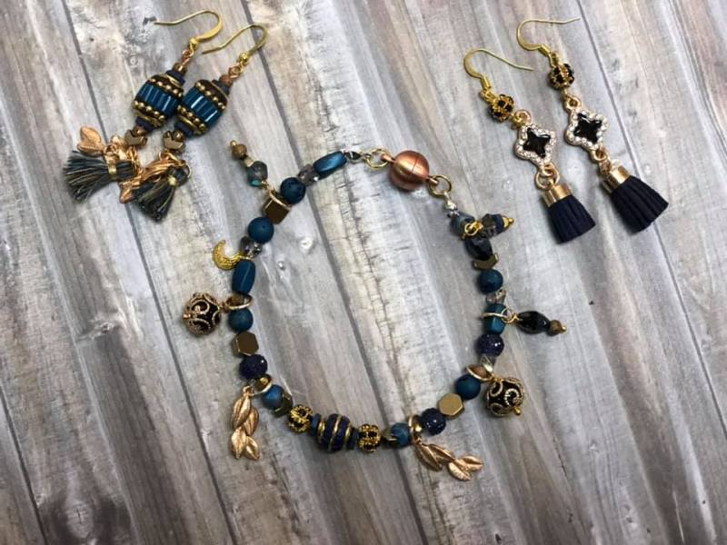 Jewelry Workshop -  Goddess Bead Jewelry Set @ Medford Location | Medford | Oregon | United States