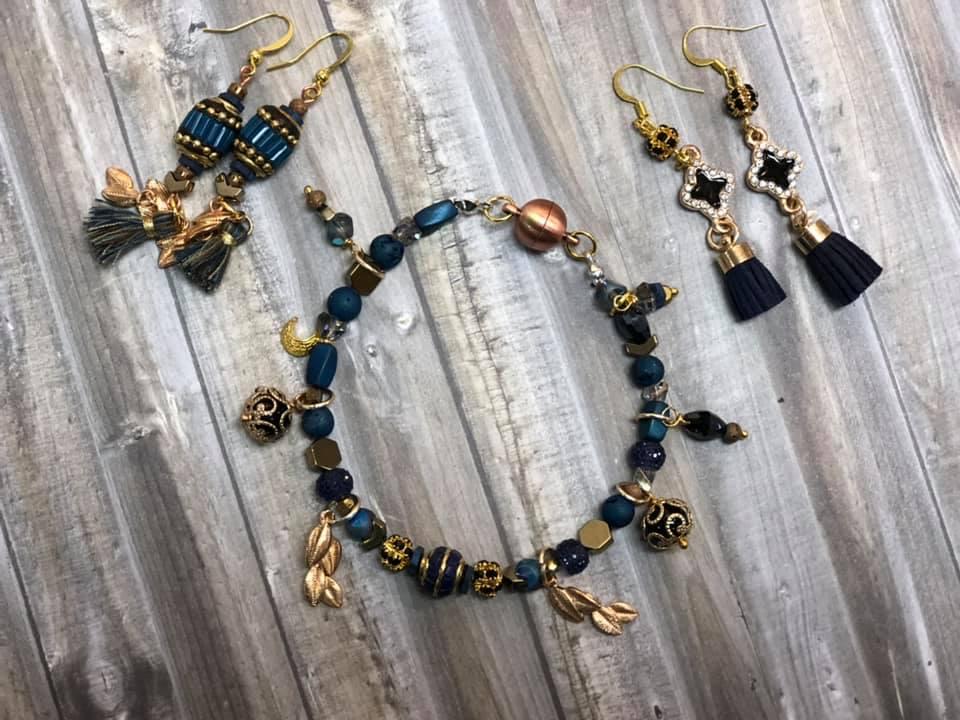 Jewelry Workshop - Goddess Bead Jewelry Set