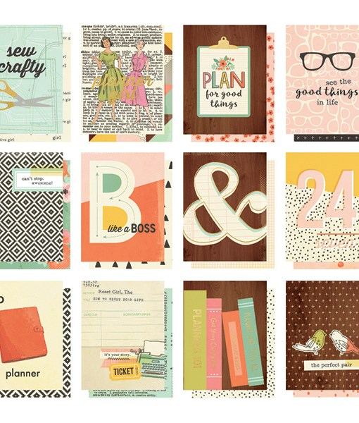Buy Reset Girl Pocket Cards at Craft Warehouse