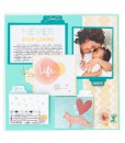 We R Memory Keepers Tab Punch Board  for scrapbooks