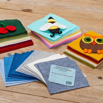 Felt Assortment Packs