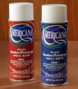 Americana Sealer Finish Glossy and matte