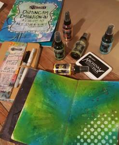 Art Journaling Level 101 @ Gresham Location | Gresham | Oregon | United States