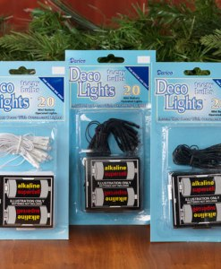 Battery Operated Rice Lights