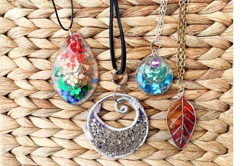 Bead Class: Using Resin @ Hazel Dell Location | Vancouver | Washington | United States