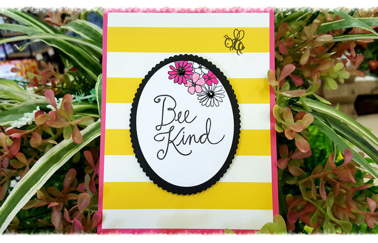 Bee Kind Card Make & Take @ Meridian Location | Meridian | Idaho | United States