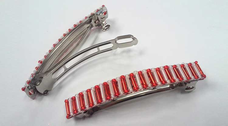 Candy Cane Barrette @ Beaverton Location | Beaverton | Oregon | United States