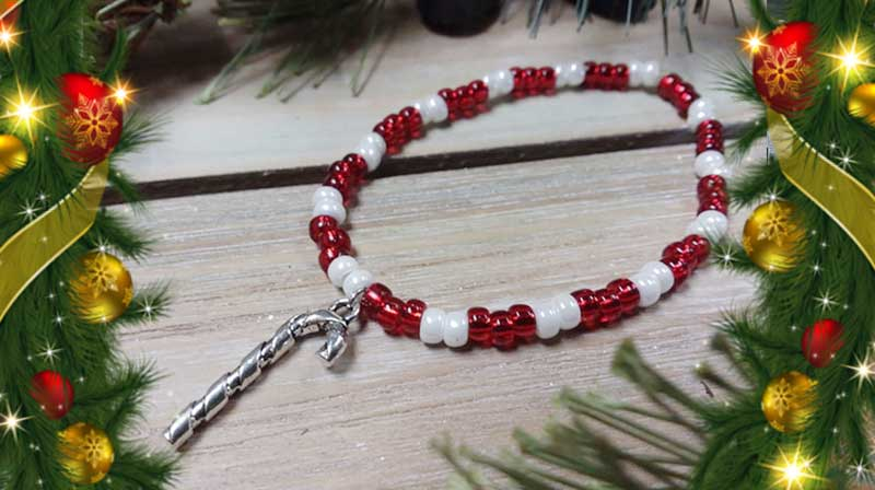 Candy Cane Bracelet @ Beaverton Location | Meridian | Idaho | United States
