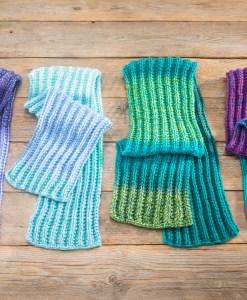 Knit Scarf Free PAttern