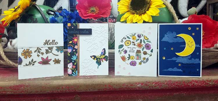 Card Class @ Craft Warehouse @ Gresham Station   Gresham   Oregon   United States
