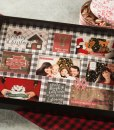 Christmas Photo Collage Tray