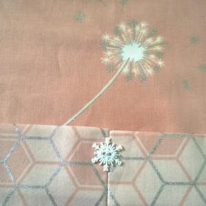 Fabric Spring Table Runner
