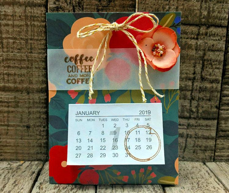 Desk Calendar Trio Craft Warehouse Gresham Station