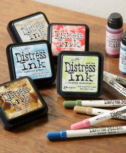 Distress Ink Pads
