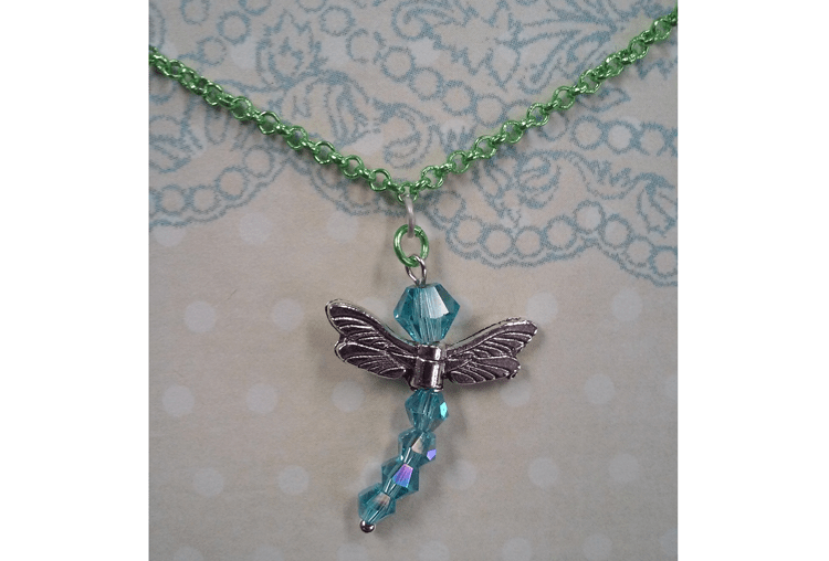 Dragonfly Necklace @ Beaverton Location | Beaverton | Oregon | United States