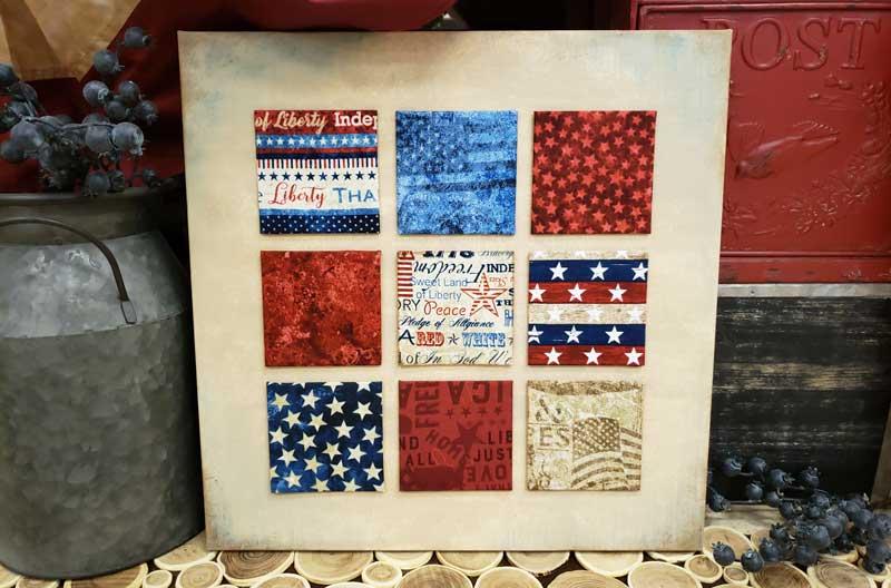 Fabric Tile Board