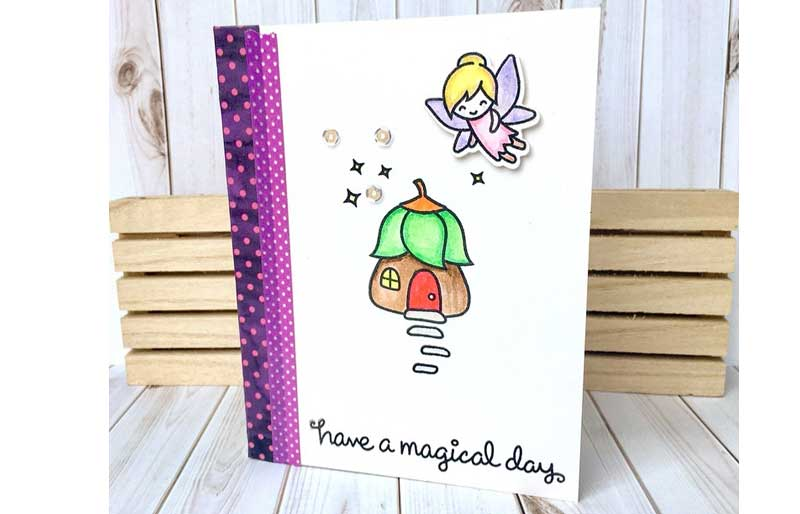 Fairies & More Card @ Hazel Dell Location | Vancouver | Washington | United States