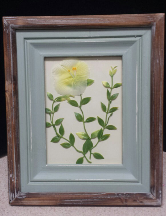 Pressed Flower Picture Frame Craft Warehouse
