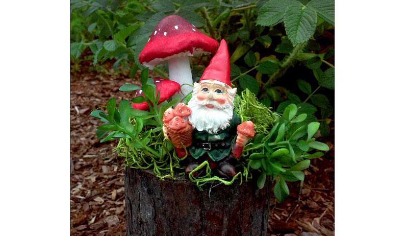Create a Gnome on a Stump @ Beaverton Location | Beaverton | Oregon | United States