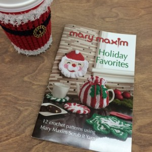 Mary Maxim Holiday Favorites Book