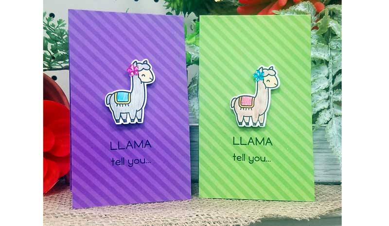 Spring Break: Llama Card @ Craft Warehouse @ Gresham Station | Gresham | Oregon | United States