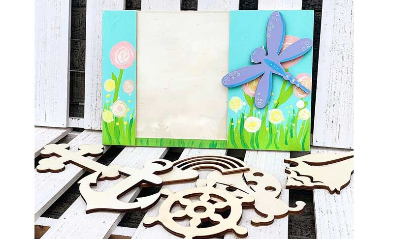 Wild Wednesday - Paint a Frame for Mom @ Hazel Dell Location | Vancouver | Washington | United States