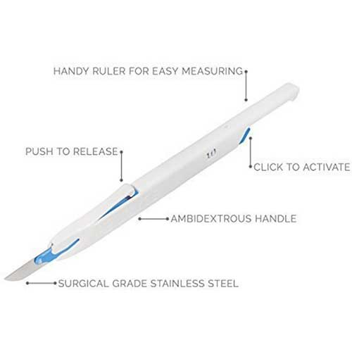 pen blades features