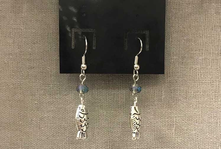 New Pewter Bead Earrings @ Salem Location | Salem | Oregon | United States