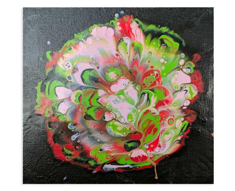 Reverse Paint Pouring @ Craft Warehouse @ Gresham Station | Gresham | Oregon | United States