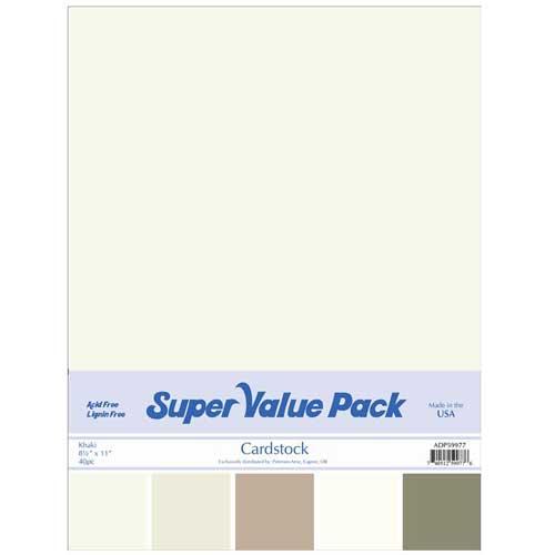 Super Value, ADP, PA, Cardstock