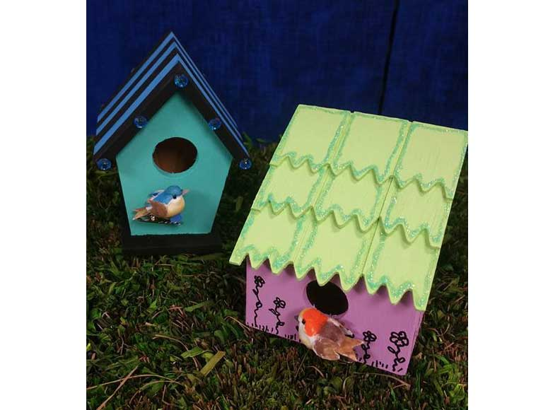 Paint a Birdhouse @ Medford Location | Medford | Oregon | United States
