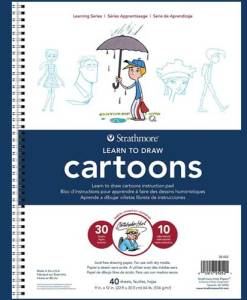 Strathmore's Learning Series cartoons