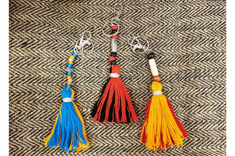 Tassel Keychain @ Meridian Location | Vancouver | Washington | United States