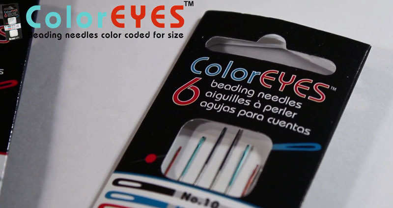 Tool Test Drive: Color Eye Beading Needles @ Craft Warehouse @ Gresham Station | Gresham | Oregon | United States